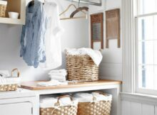 9 Best Laundry Room Ideas - How to Organize Your Landry Room