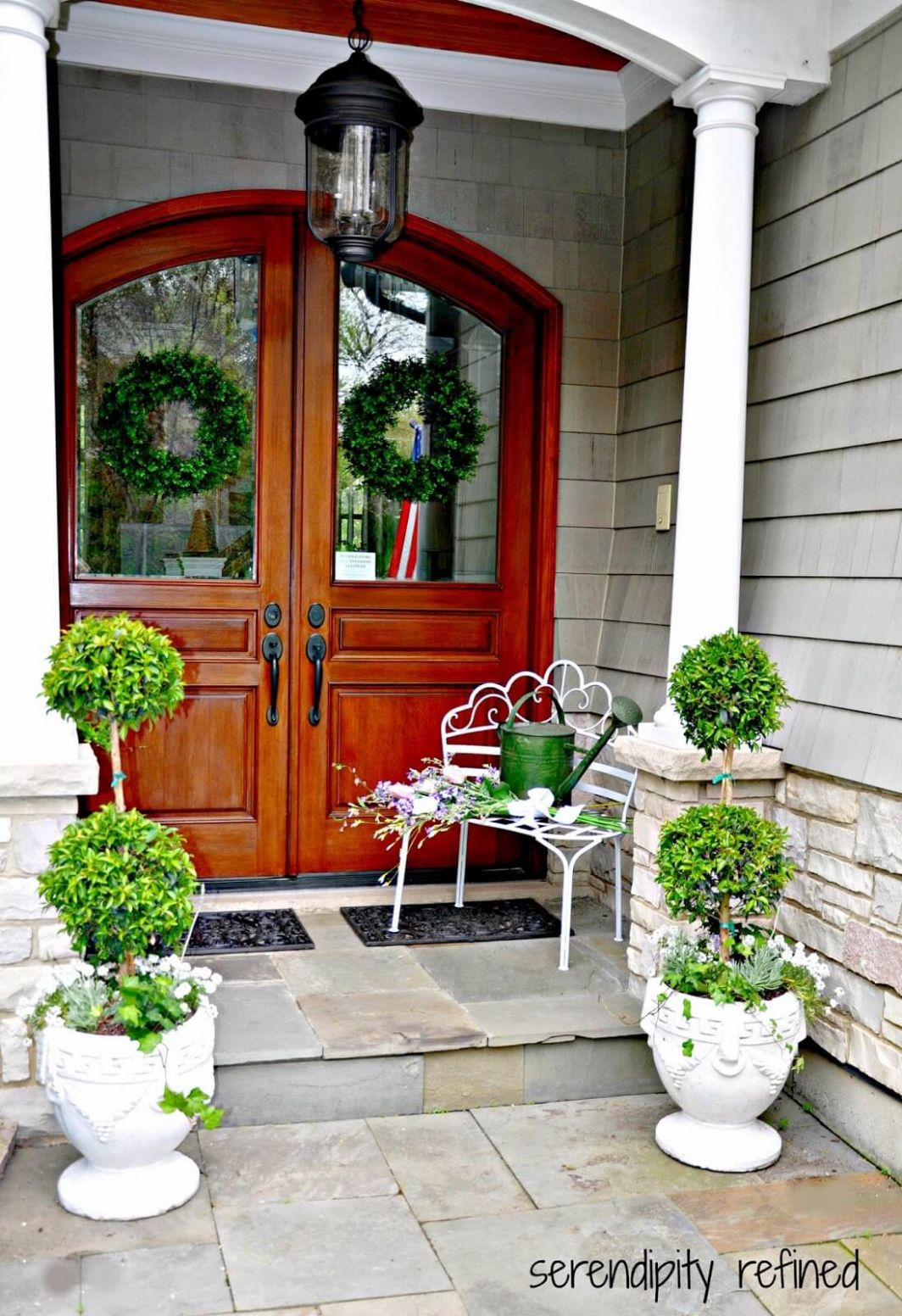 9+ Best Porch Planter Ideas and Designs for 9 - front porch planter ideas
