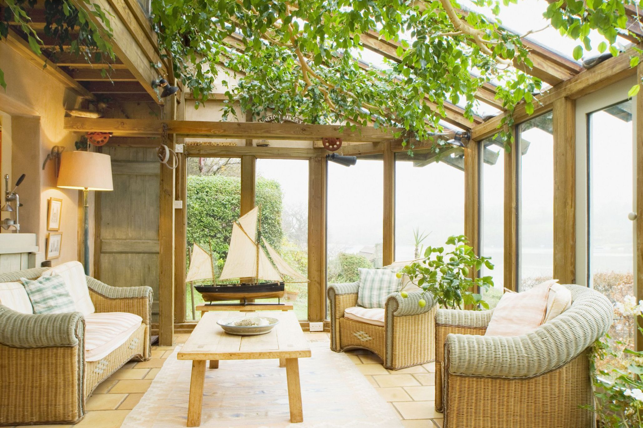 9 Best Sunroom Ideas - Gorgeous Sunroom Designs and Pictures - sunroom ideas modern