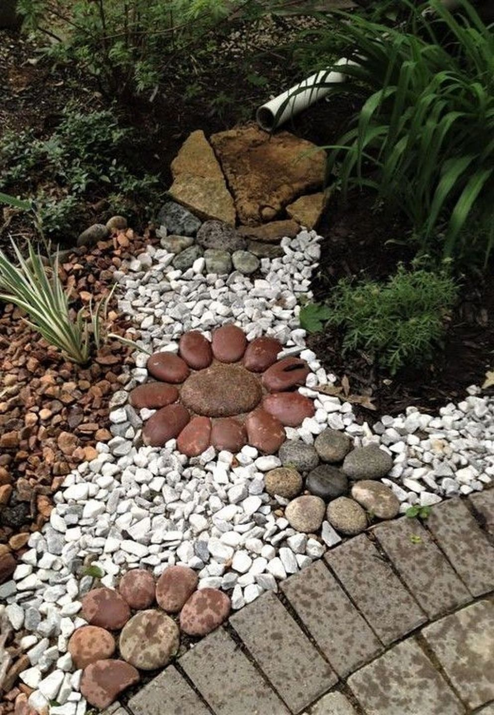 9 Brilliant Small Rock Gardens Ideas (With images) | Rock garden ...