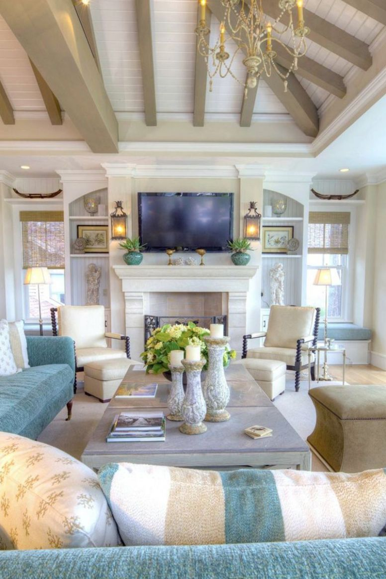 9 Chic Beach House Interior Design Ideas Spotted on Pinterest ...