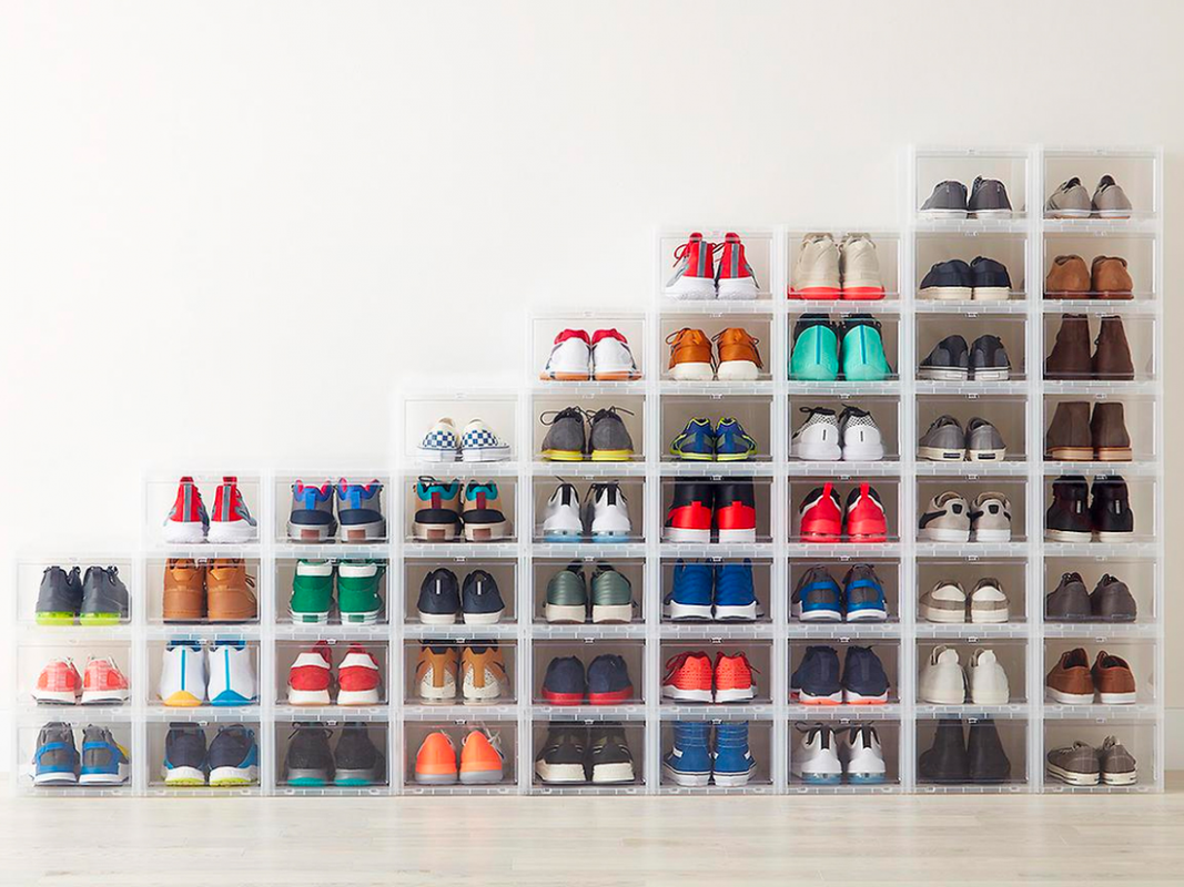 9 clever ways to store shoes — shoe storage ideas - Business Insider - closet ideas for shoes
