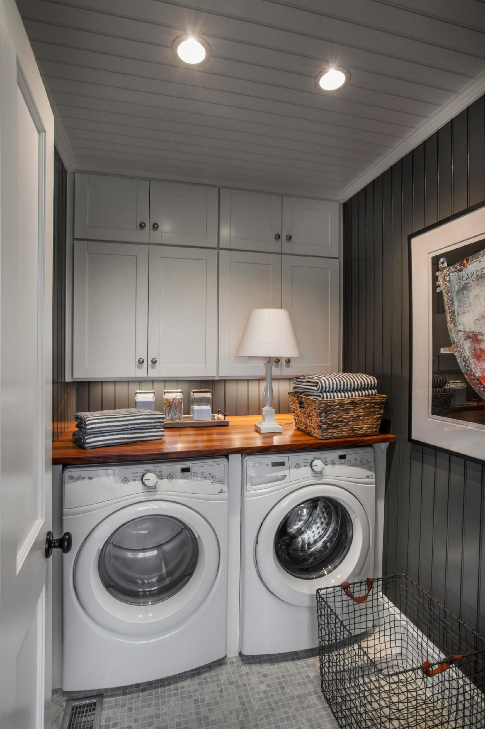 9 Cool Laundry Room Ideas With Minimalist Designs ~ feryhan
