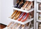 9+ Creative Ways to Organize your Shoes