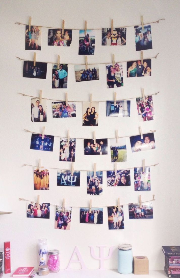 9 Decoration Ideas To Personalize Your Dorm Room With (With ...
