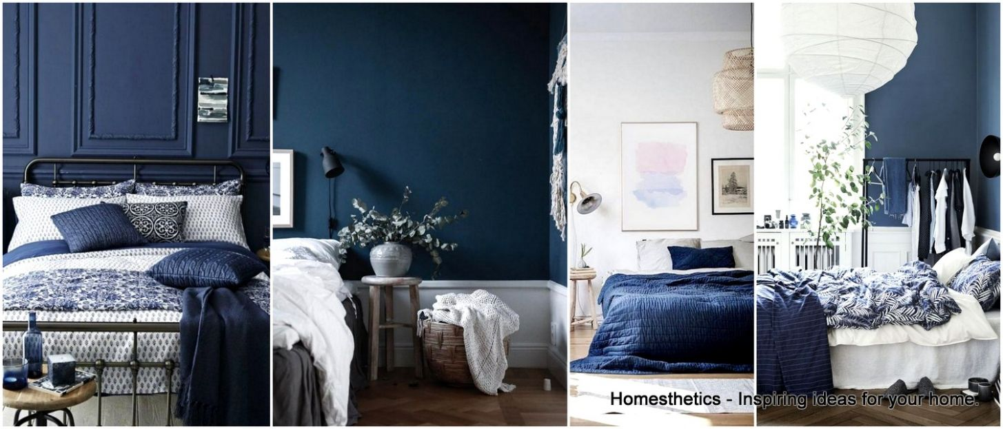 9 Epic Navy Blue Bedroom Design Ideas to Inspire You ..