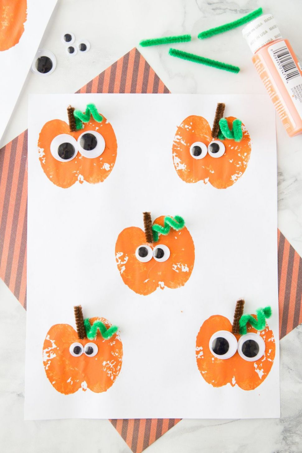 9 Fall Crafts For Kids - Fall Activities and Project Ideas For Kids