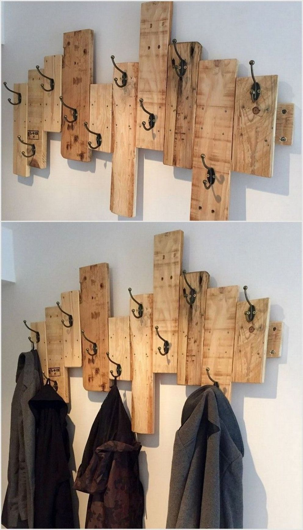 9+ Favorite Diy Projects Pallet Key Rack Design Ideas To Try ...