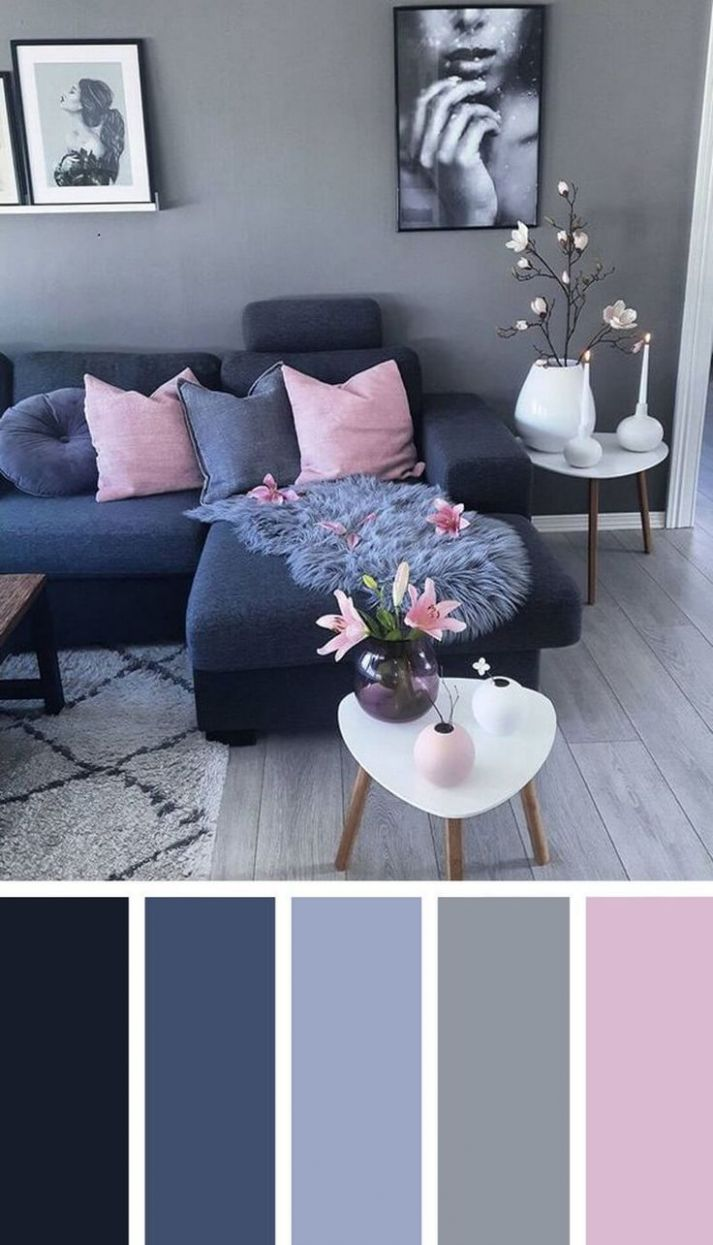 9 Gorgeous Living Room Paint Color Ideas for the Heart of the ..