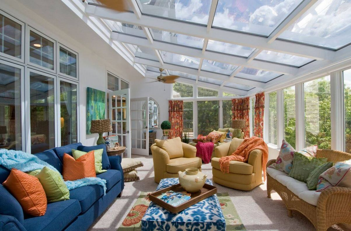 9 Great Sunroom Ideas - Modernize