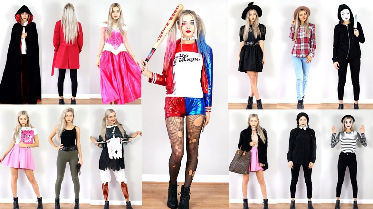 9 HALLOWEEN COSTUME IDEAS - halloween ideas ladies
