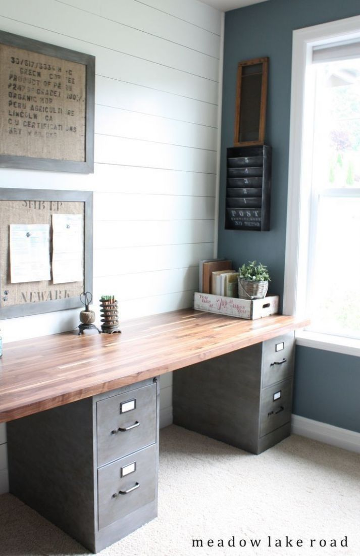 9+ Home Office Ideas for Small Apartment | Home office decor ..