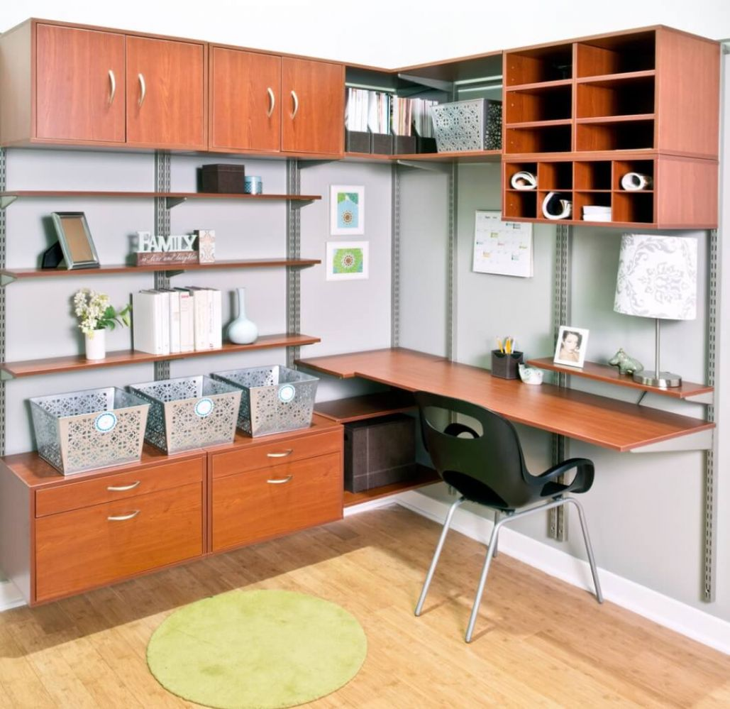 9 Home Office Organization Ideas | Freshome