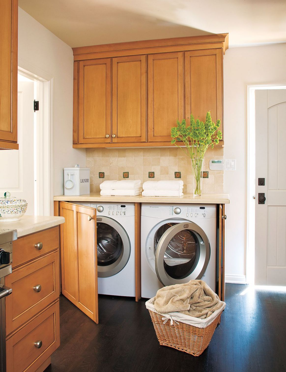 9 Ideas for a Fully Loaded Laundry Room - This Old House - laundry room ideas this old house