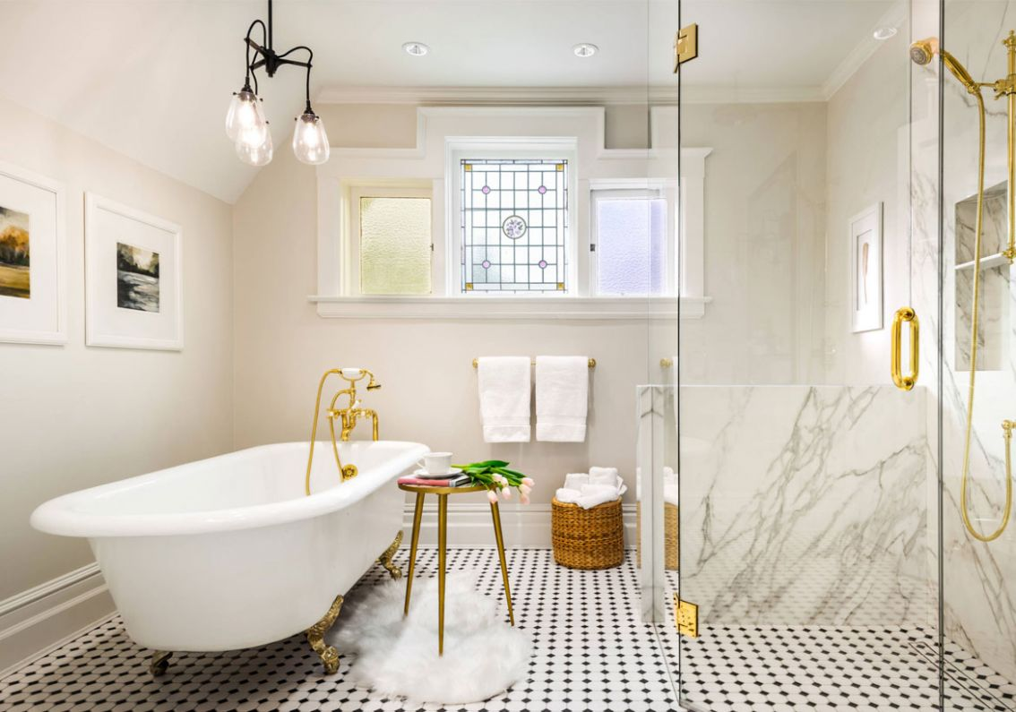 9 Inspiring Bathroom Designs Trends 9 | Decorated Life