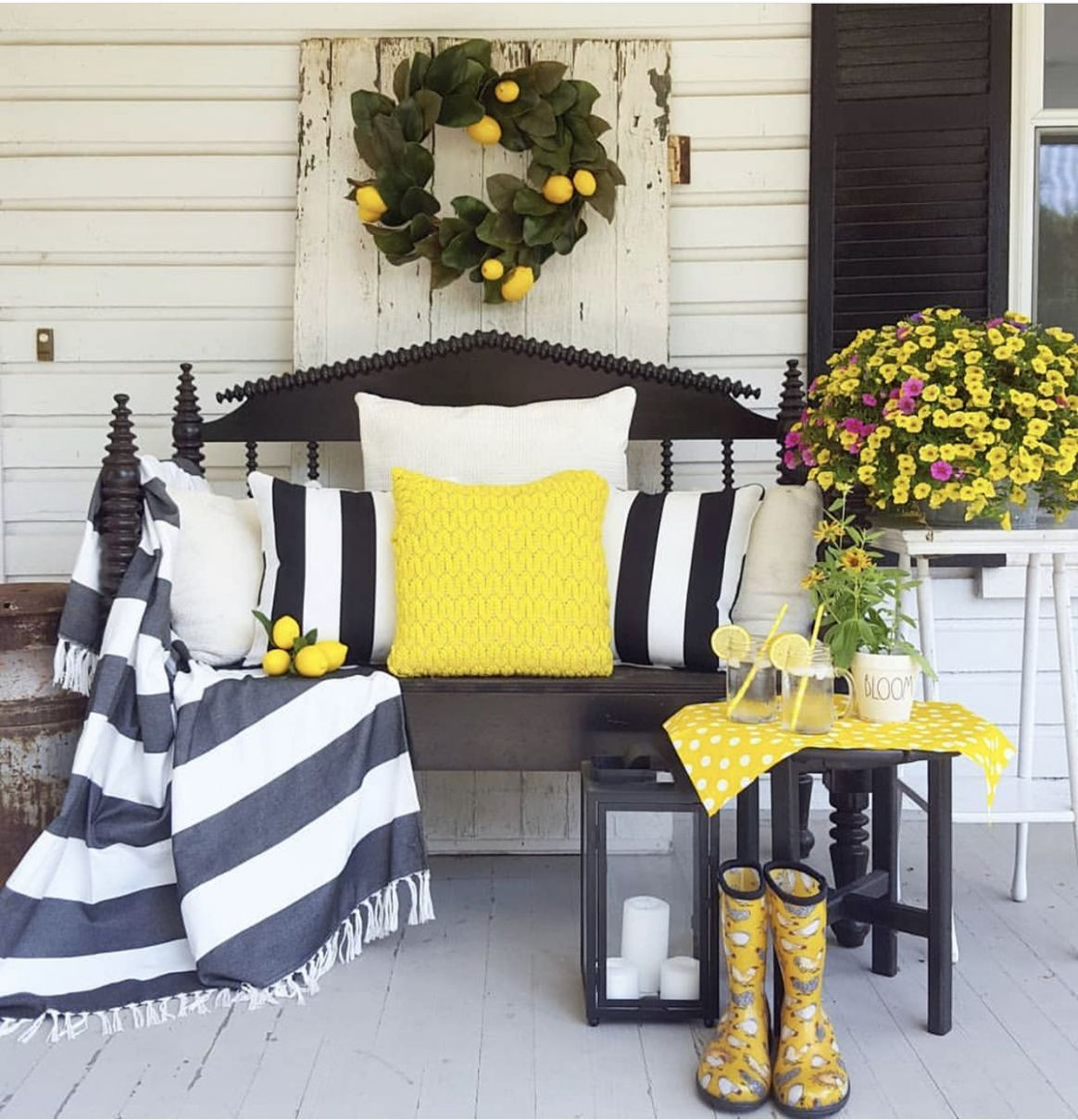9 INSPIRING LEMON DECOR ideas FOR YOUR HOME (With images) | Lemon ..