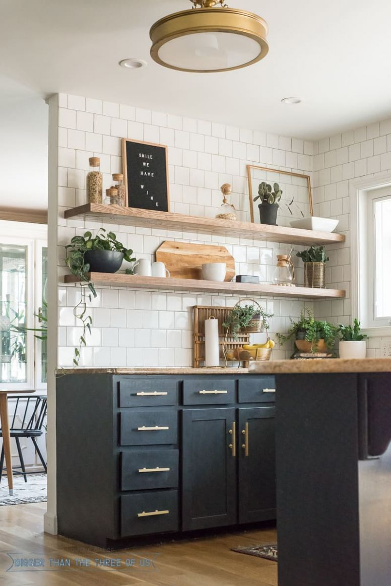 9 Kitchen Decorating Ideas for Your Walls | The Anastasia Co