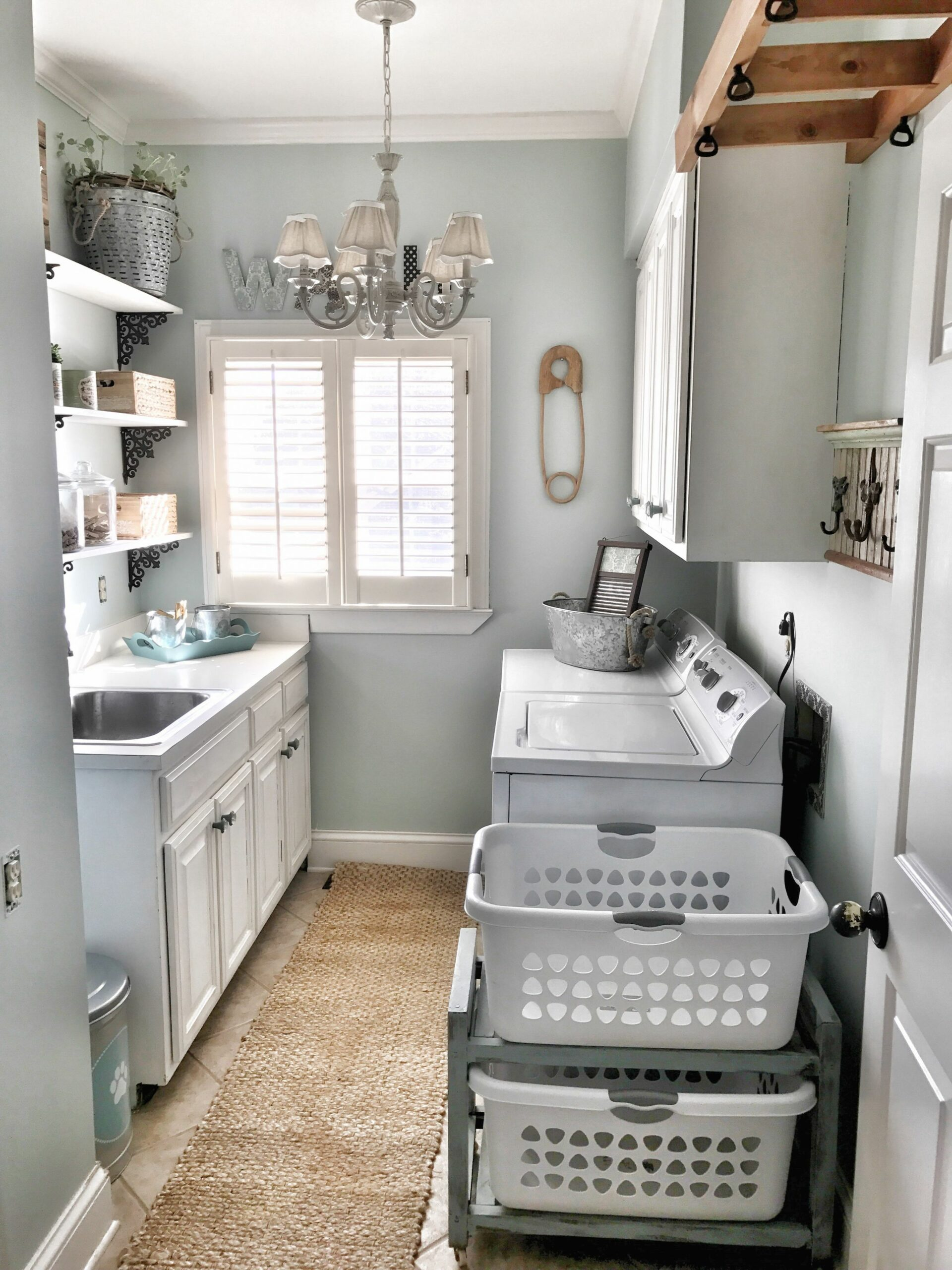 9 Laundry Room Ideas, Worry-freeing Your Irking Chore | Laundry ...