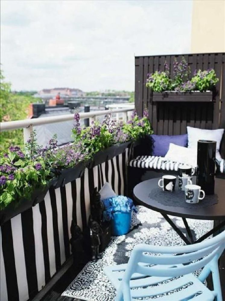 9 Mindblowingly Beautiful Balcony Decorating Ideas to Start Right ...