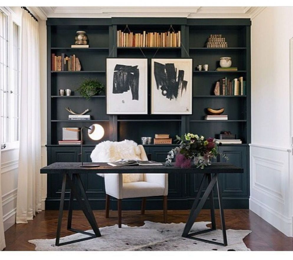 9 Modern Home Office Design Ideas For Apartment - decoomo.com
