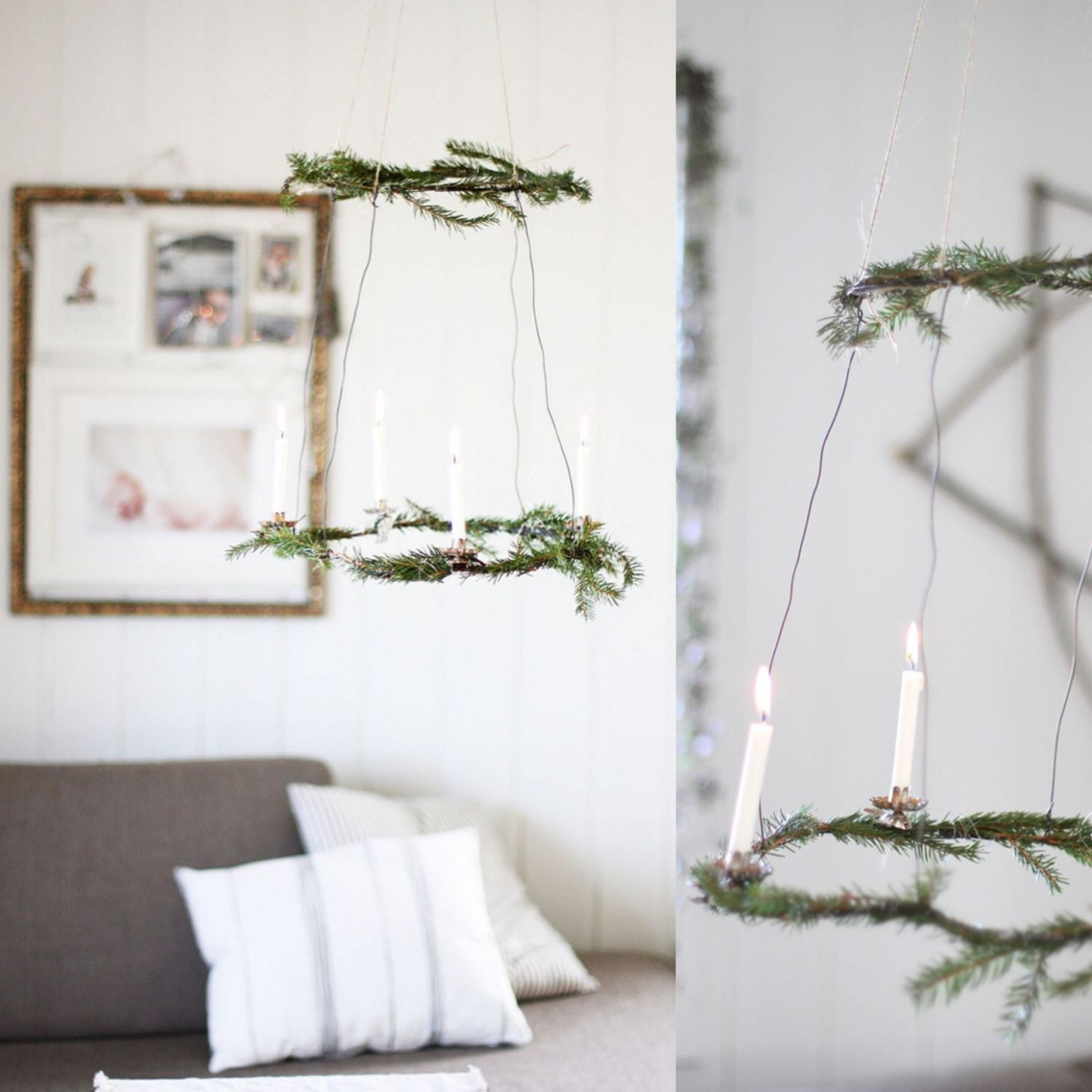 9 Nature-Inspired Holiday Decorating Ideas | Natural christmas ...