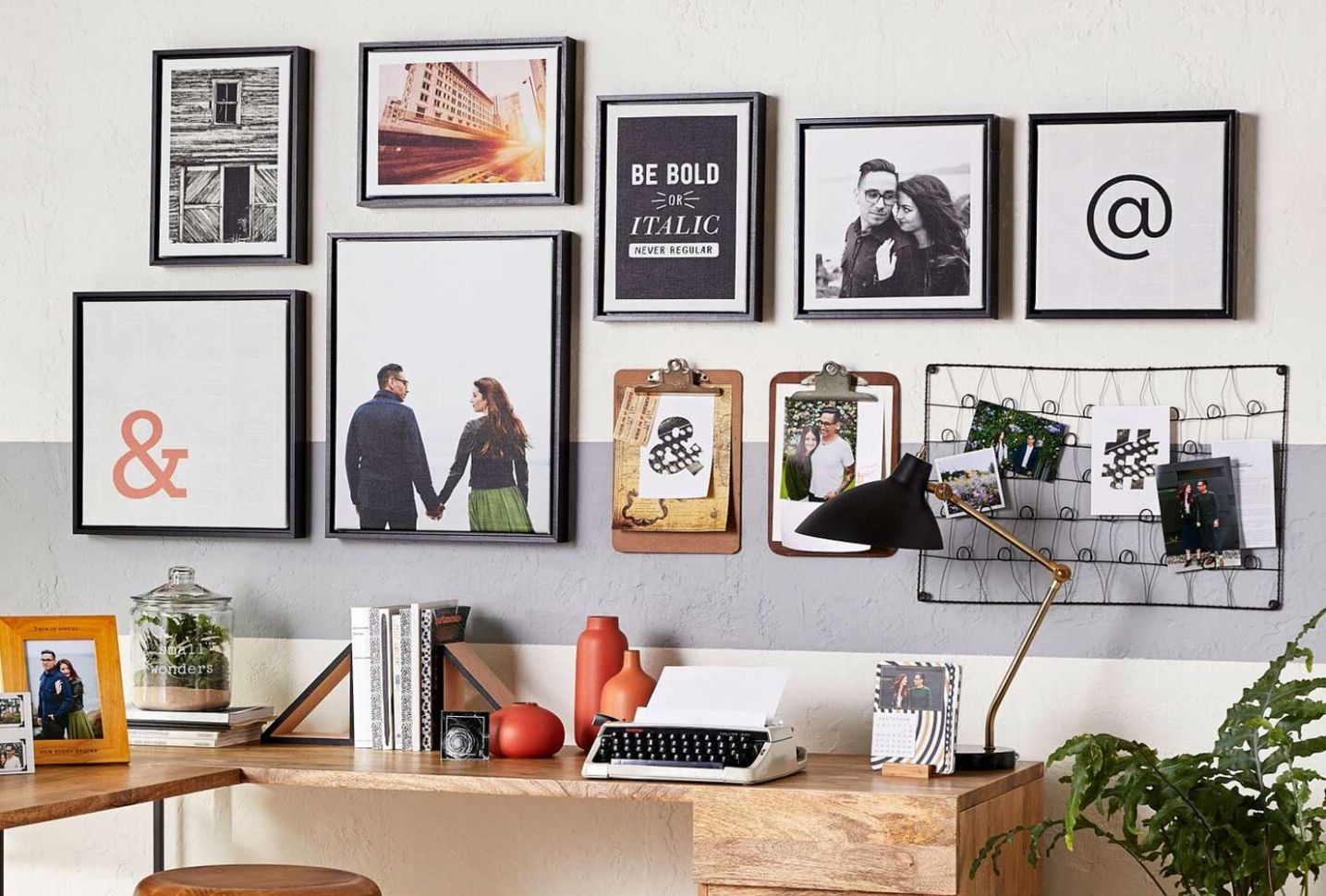 9 Office Wall Art Ideas For An Inspired Workspace | Shutterfly