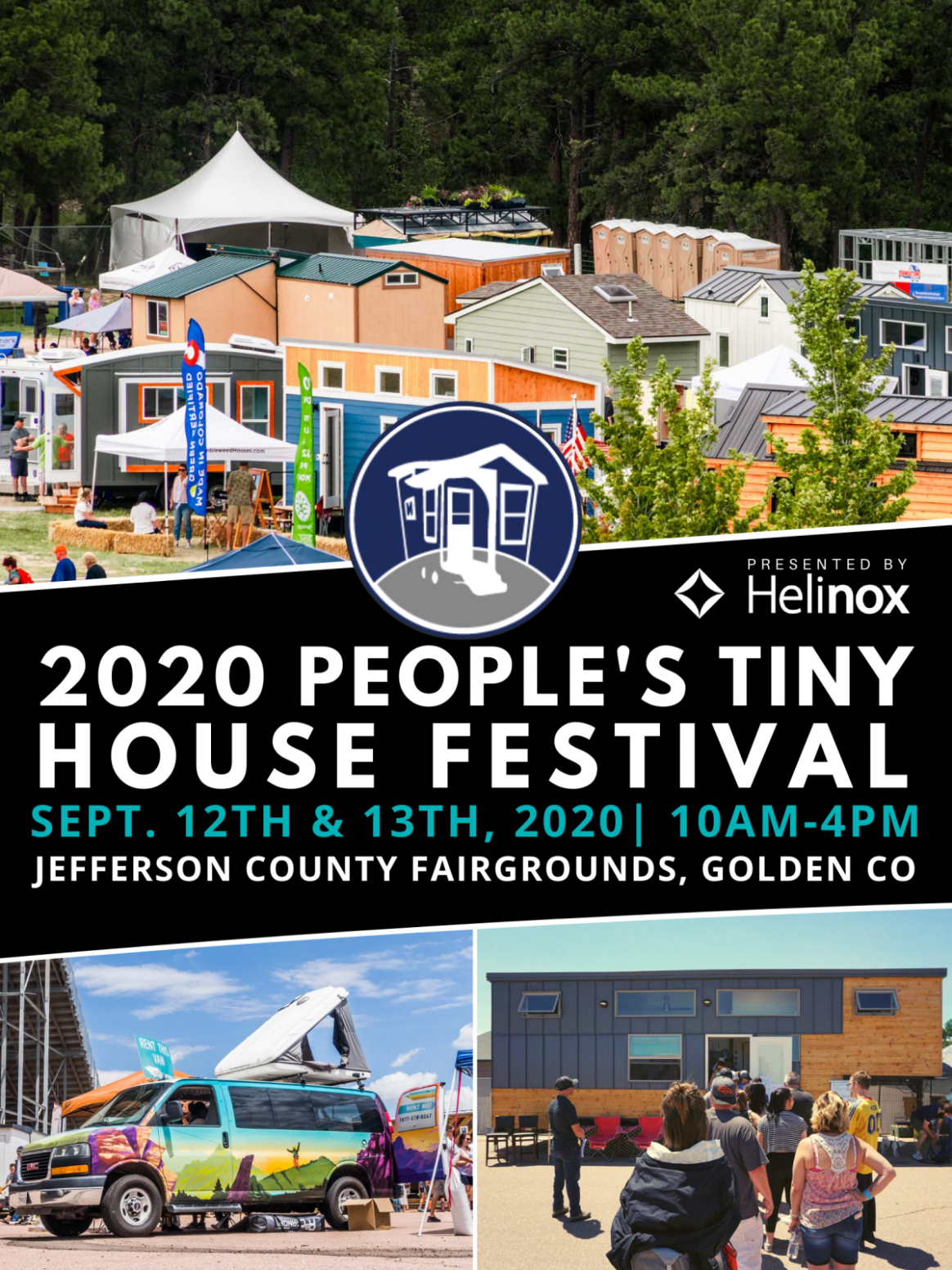 9 People's Tiny House Festival
