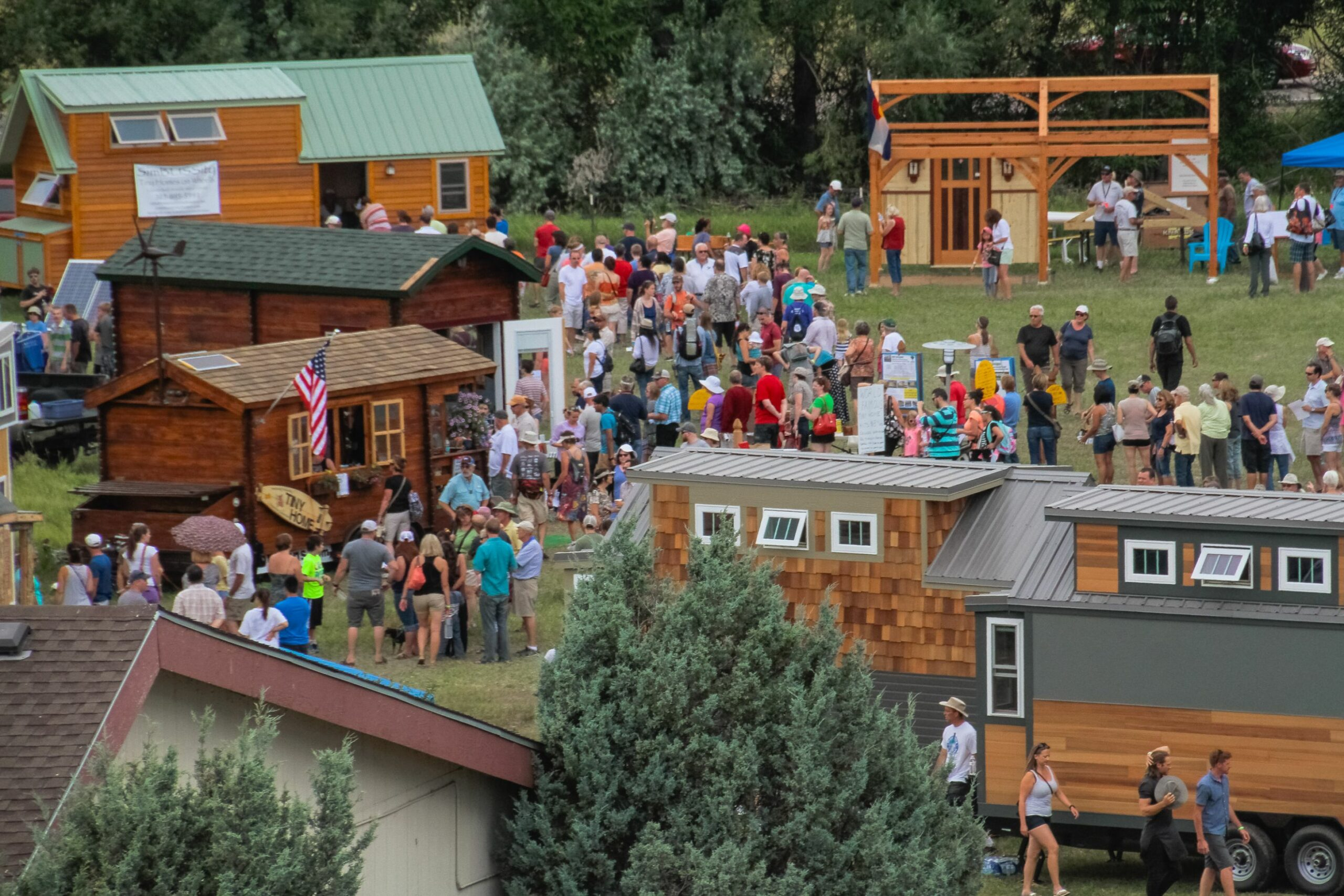9 Reasons to Check Out Tiny House & Simple Living Jamboree 9 - tiny house jamboree 2020