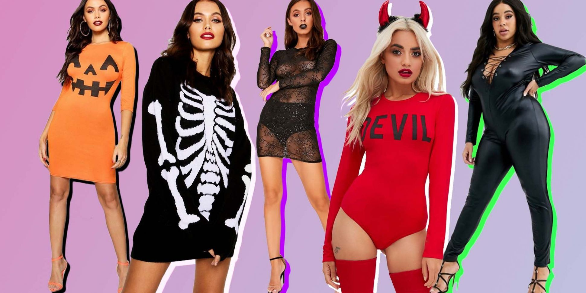 9 sexy Halloween costumes: best costume ideas for women - halloween ideas ladies