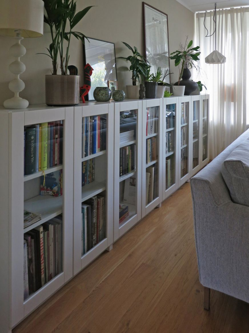 9 Simple But Smart Living Room Storage Ideas - living room ideas storage