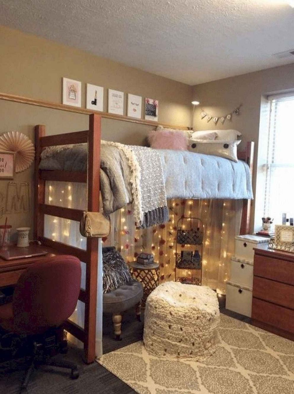 9+ Splendid Dorm Room Ideas To Tare Room Decor To The Next Level ..