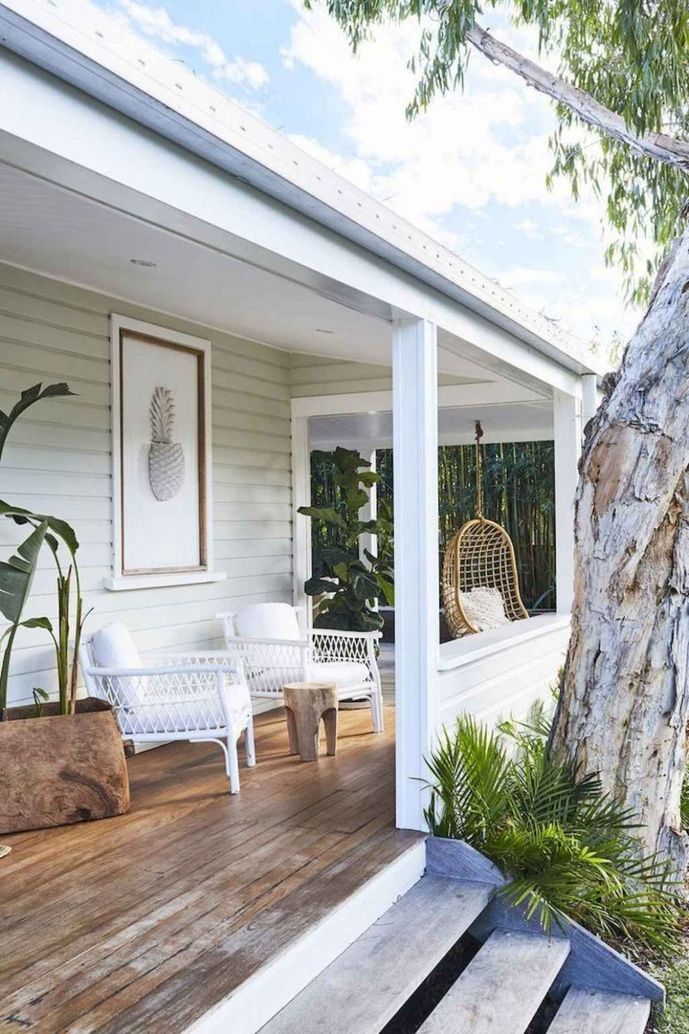 9 STUNNING FARMHOUSE FRONT PORCH DECORATING IDEAS - Page 9 of 9 ..