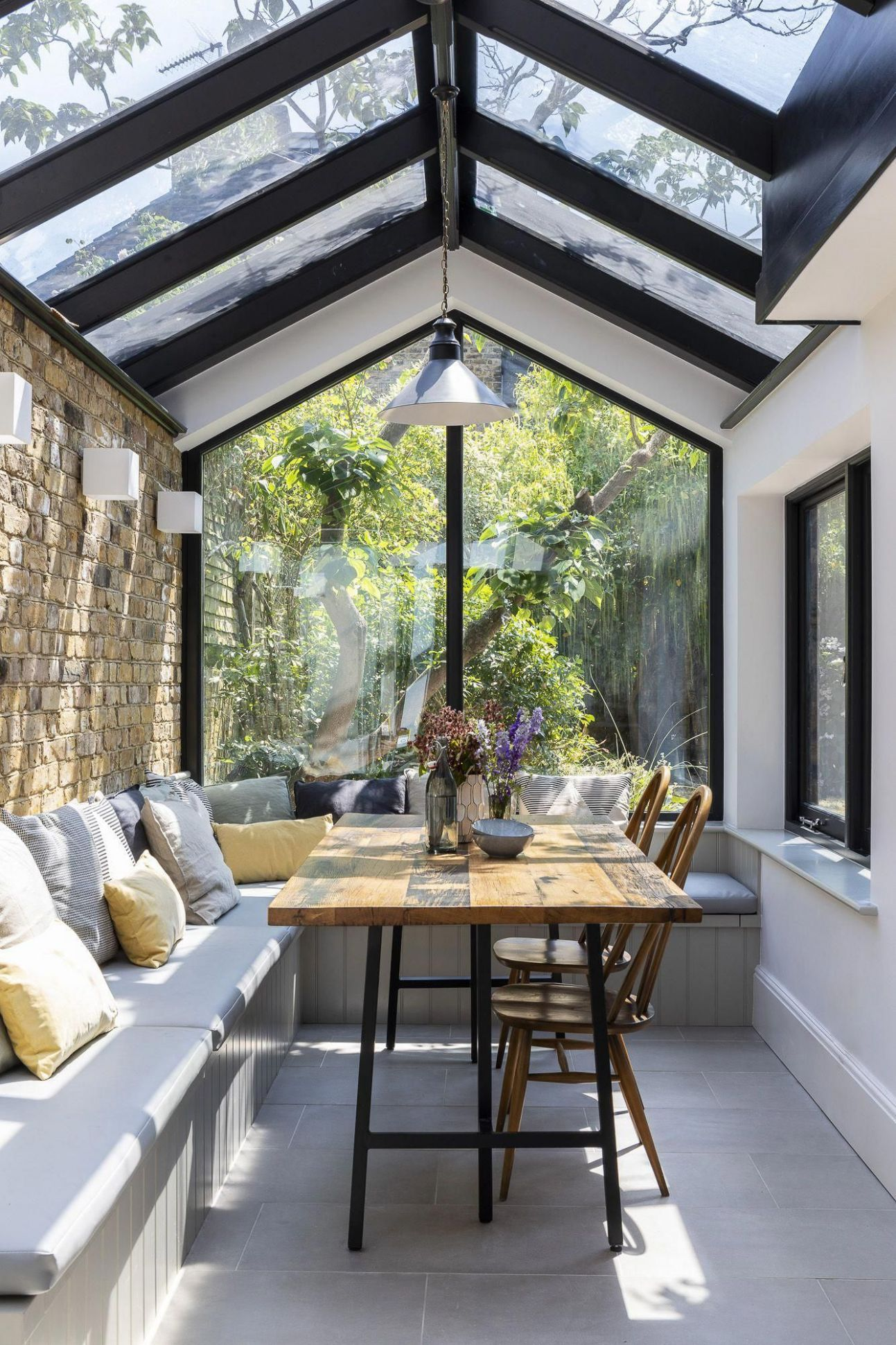9 Stunning Sunroom Design Ideas - sunroom ideas modern
