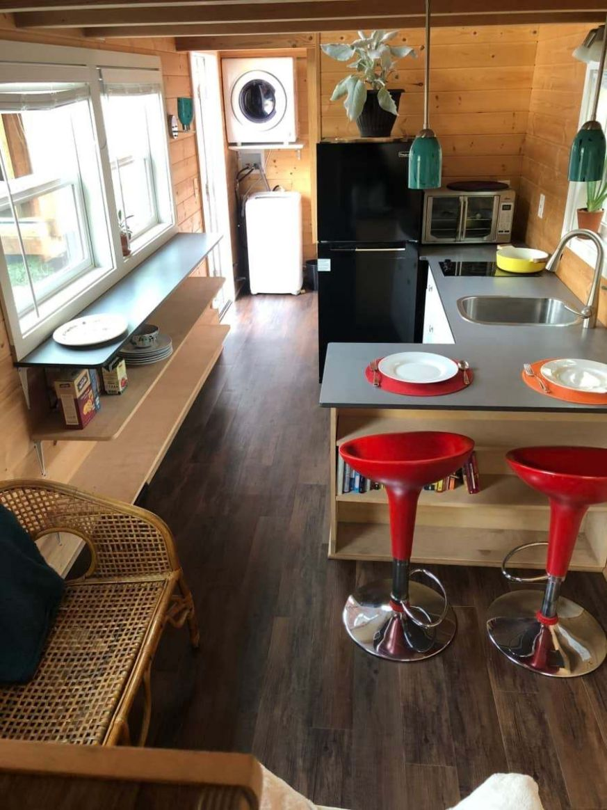 9 Tiny Houses for Sale in Washington State - Tiny House Blog - tiny house washington