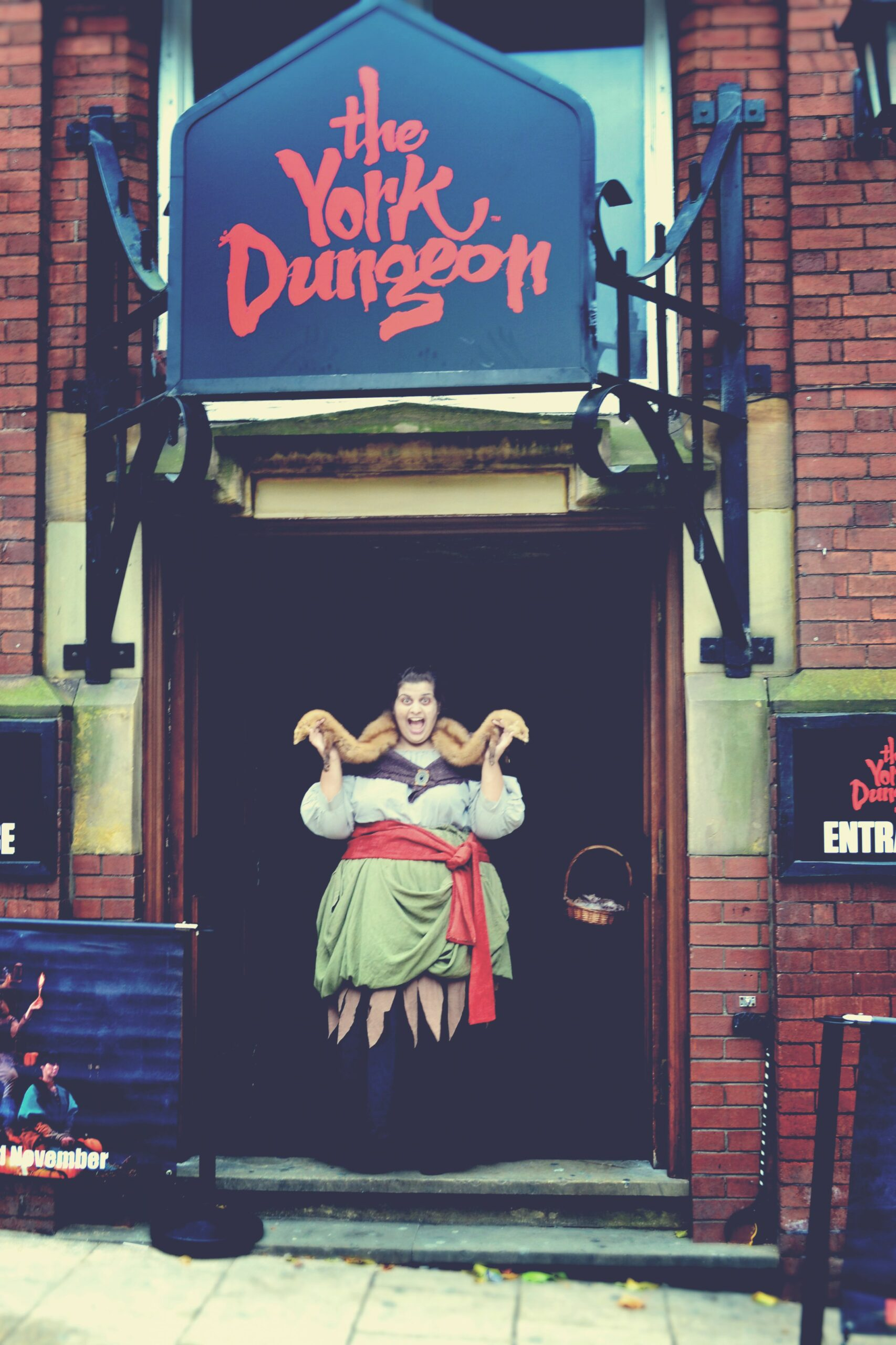 A Historical Halloween in York Dungeon - halloween ideas york