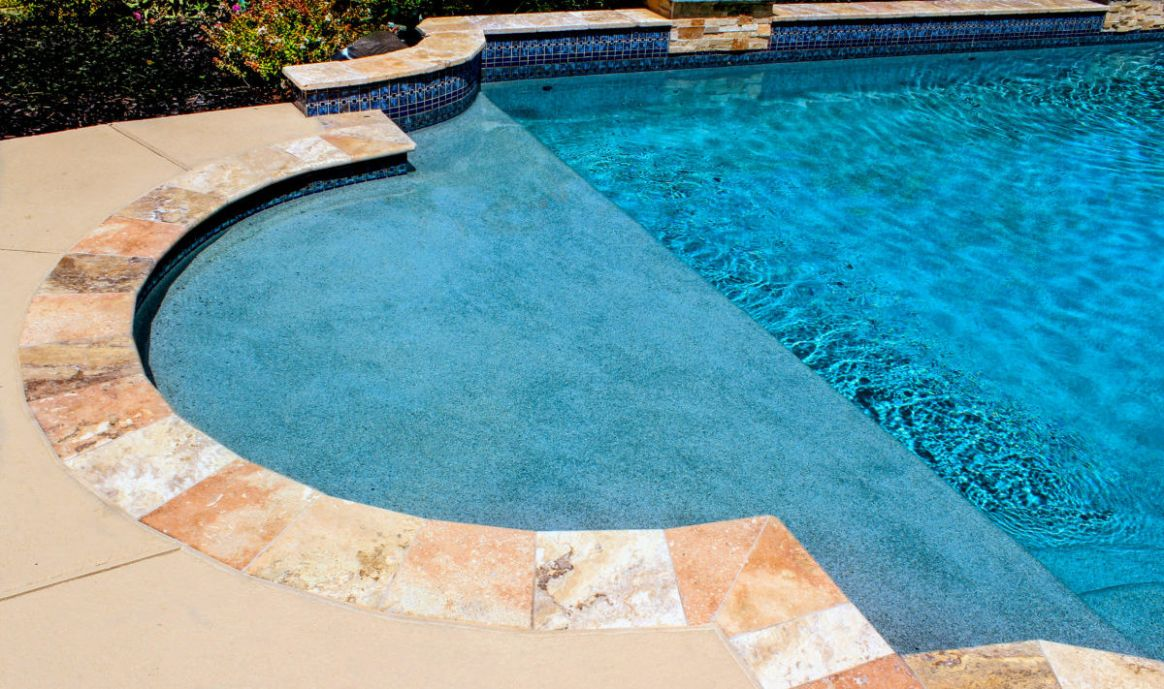 A Must Have Add-On…The Tanning Ledge | Platinum Pools