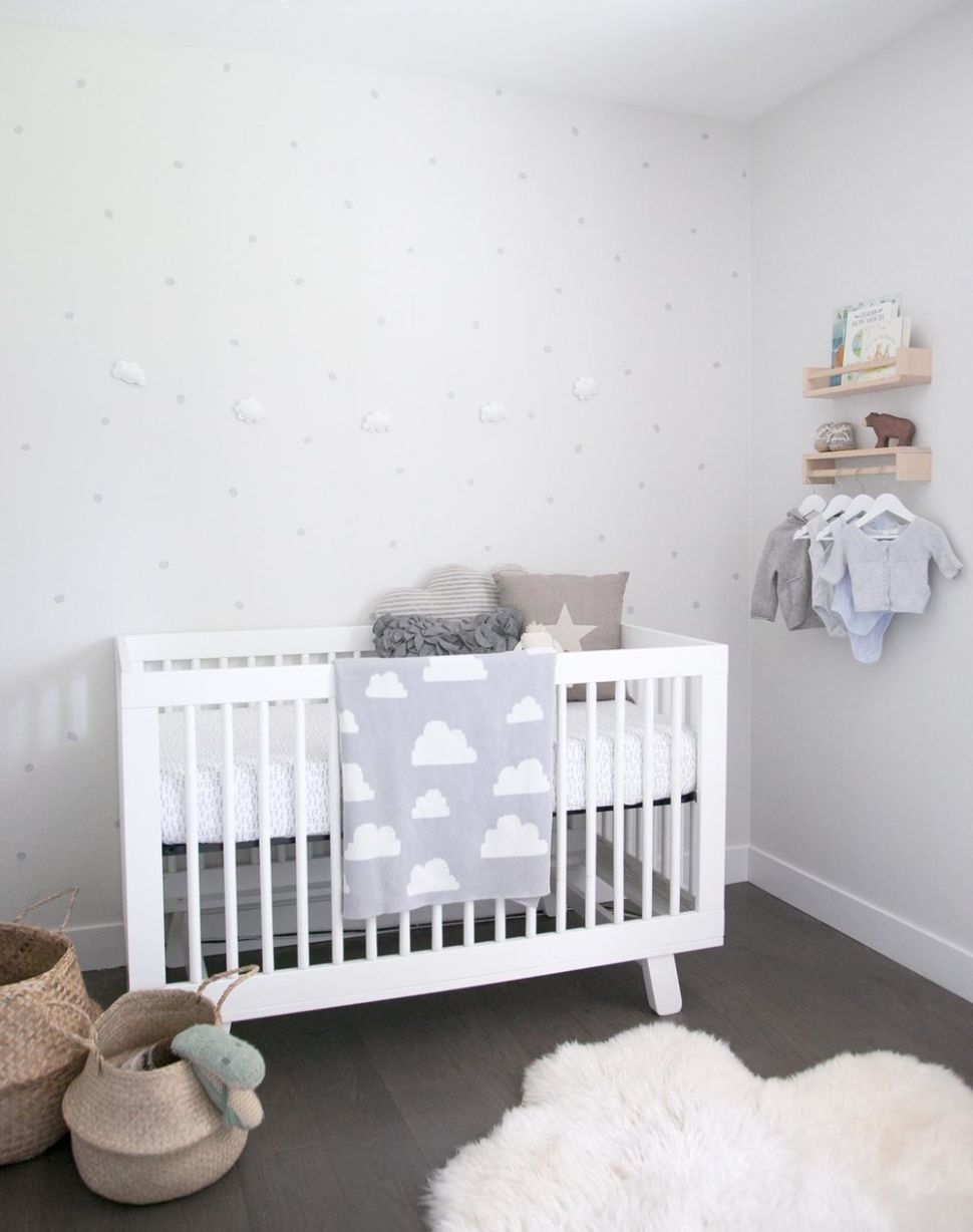 A NEUTRAL NURSERY & HOW TO STYLE TO SELL — WINTER DAISY ..