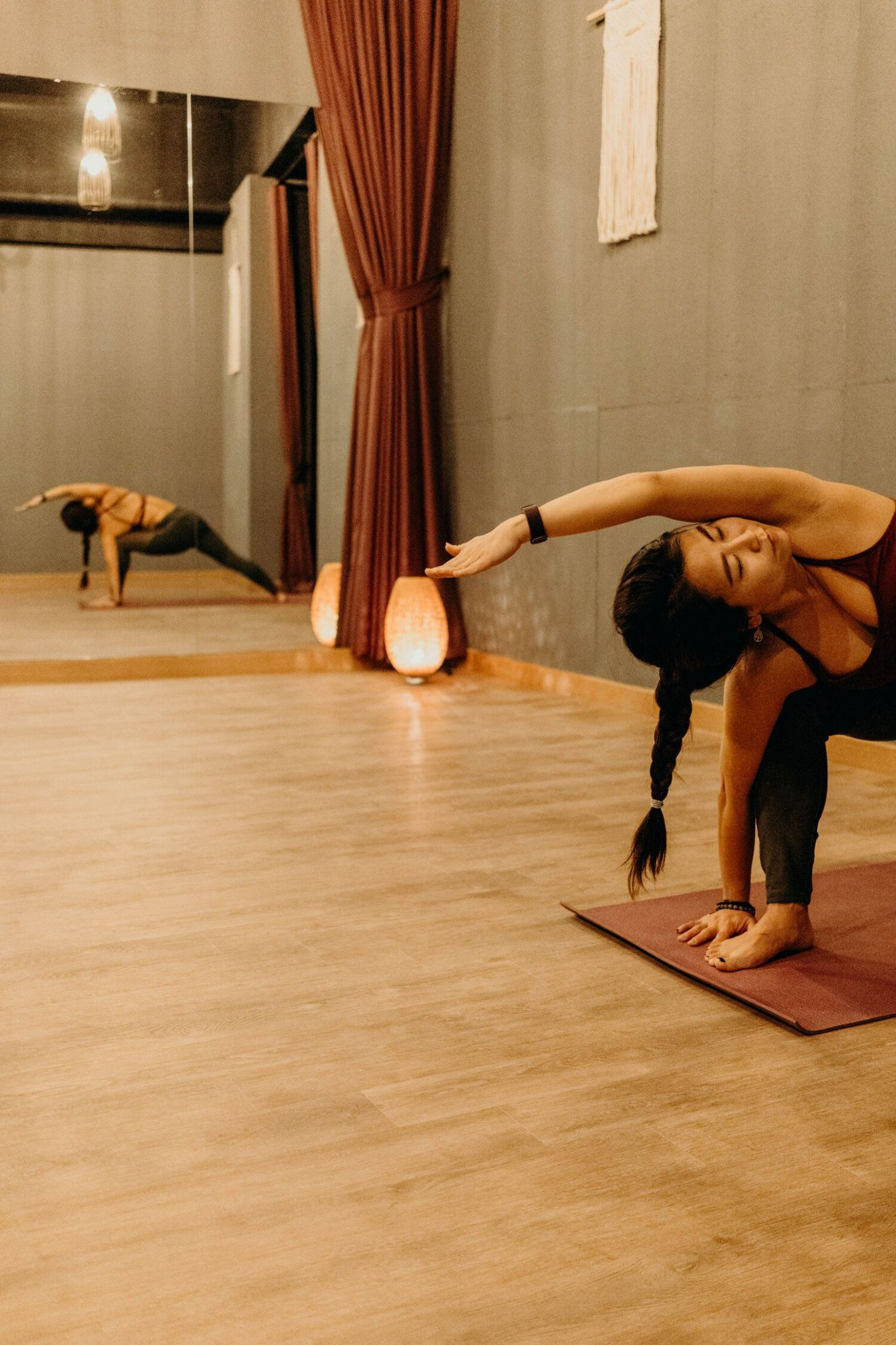 A New Year's Resolution: The Flow Room Yoga Studio in Seoul (With ...