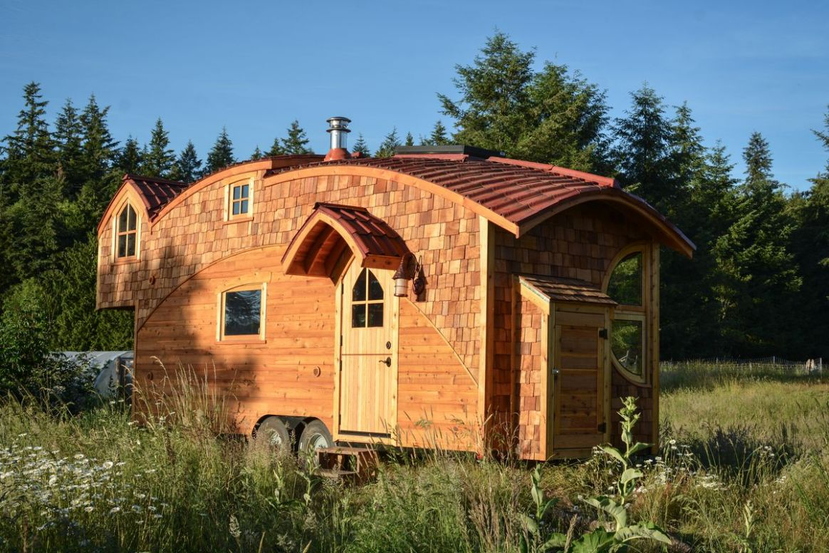 A tiny house movement timeline - Curbed - tiny house washington