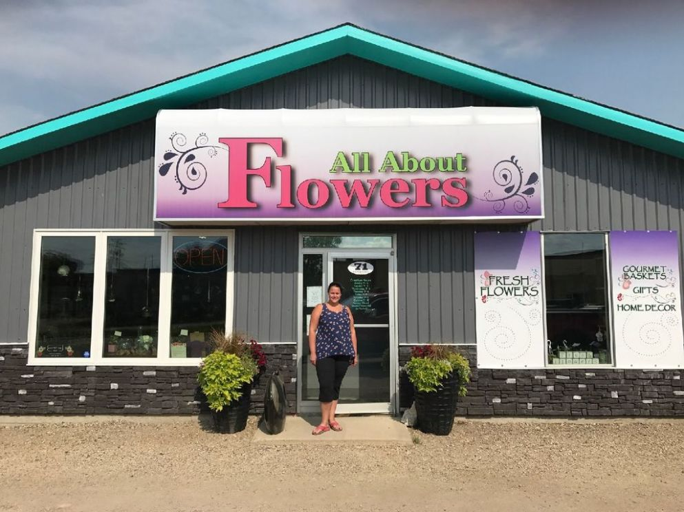 About All About Flowers - Yorkton, SK Florist - home decor yorkton