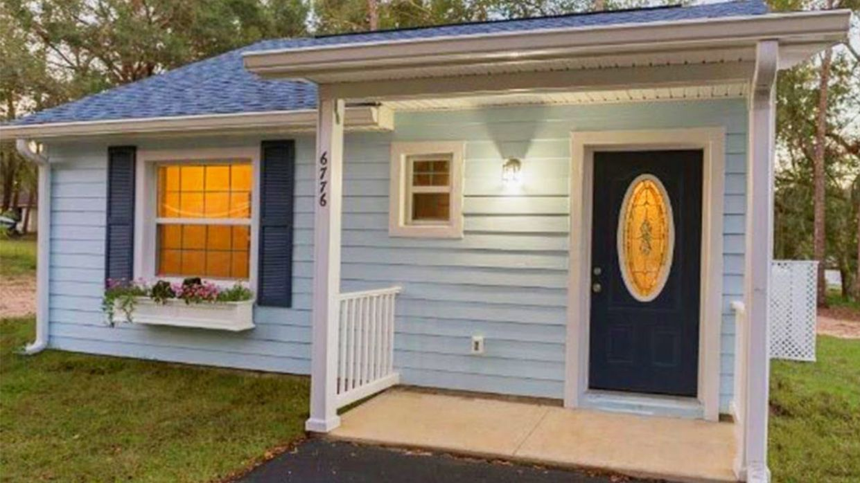 Absolutely Beautiful Tiny House on Foundation Located Citrus ..