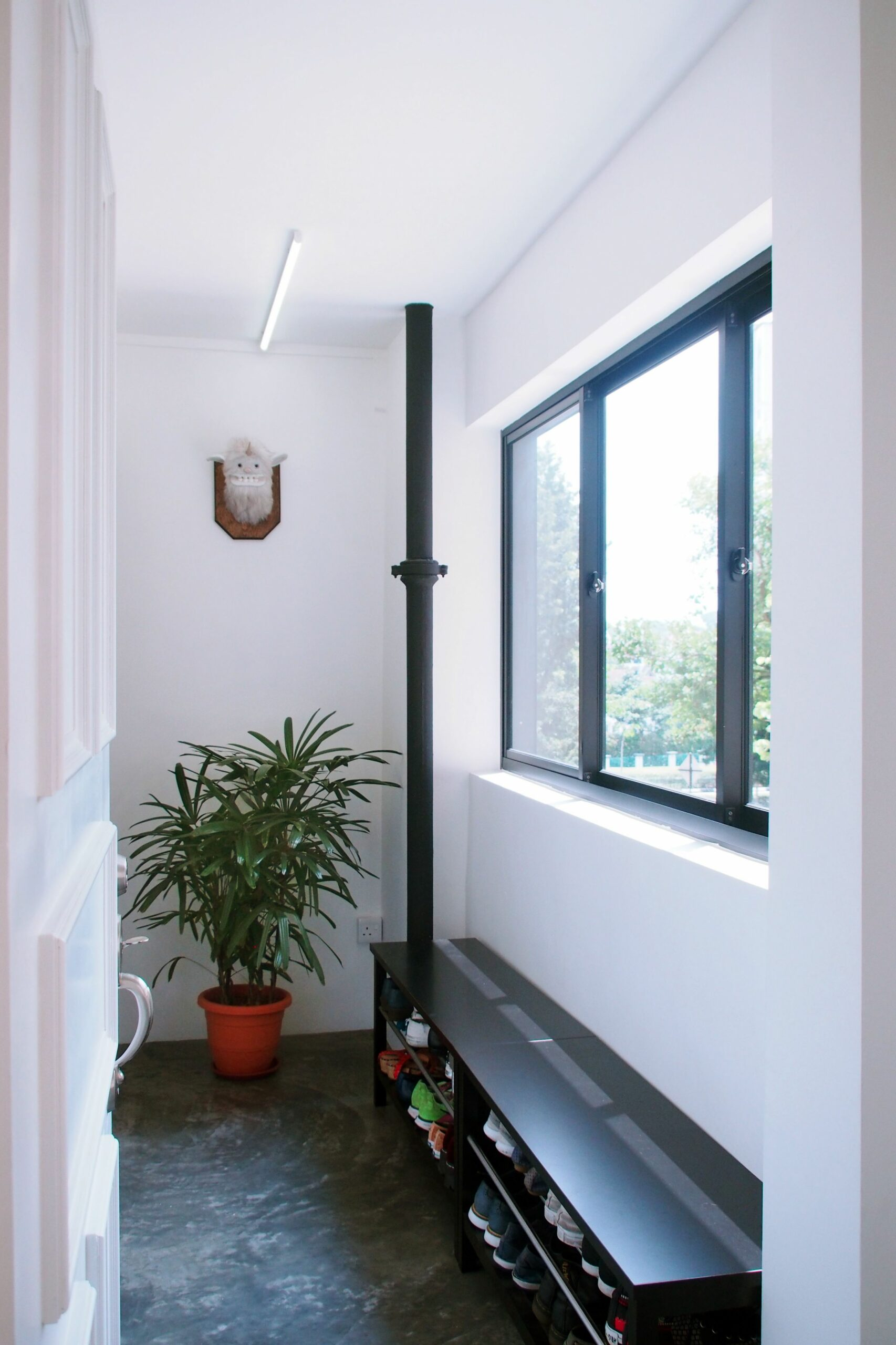 Access Balcony - Faux Taxidermy by Yeti&Friends - Interior by The ..
