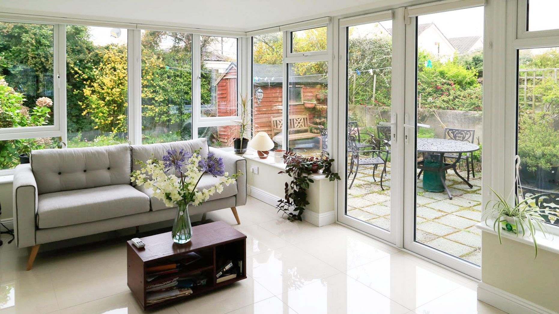 Adding a TV Room Extension to your home? | Conservatory Designs - sunroom tv ideas