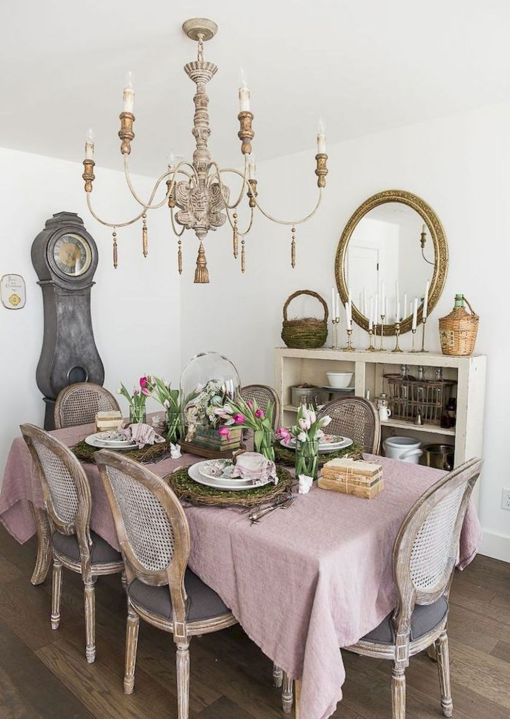 Adorable 12 Best Fancy French Country Dining Room Design Ideas ..