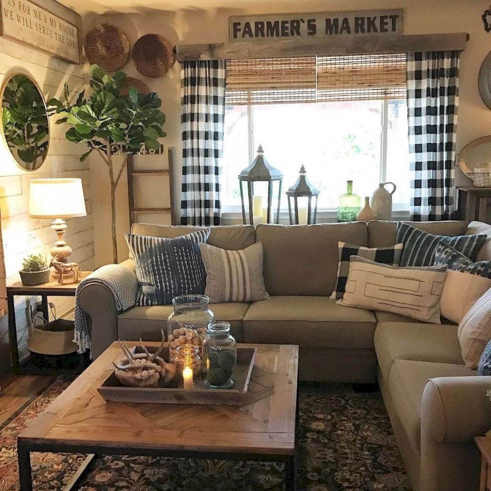 Adorable 12 Incredible French Country Living Room Decor Ideas ...