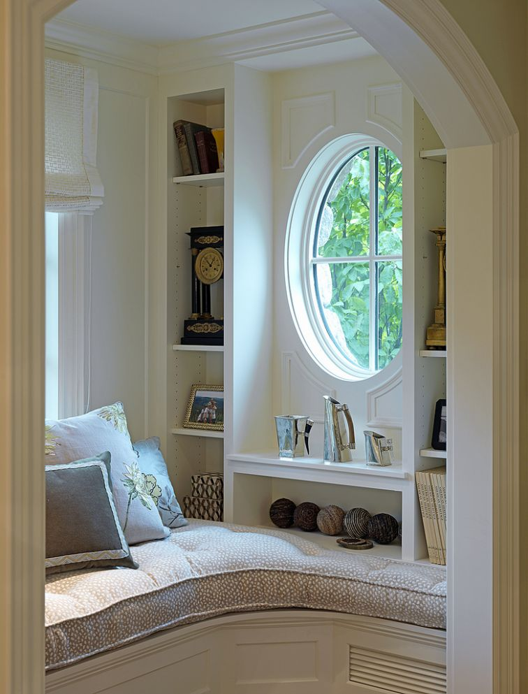 Adult Reading Nooks That Inspire - window alcove ideas