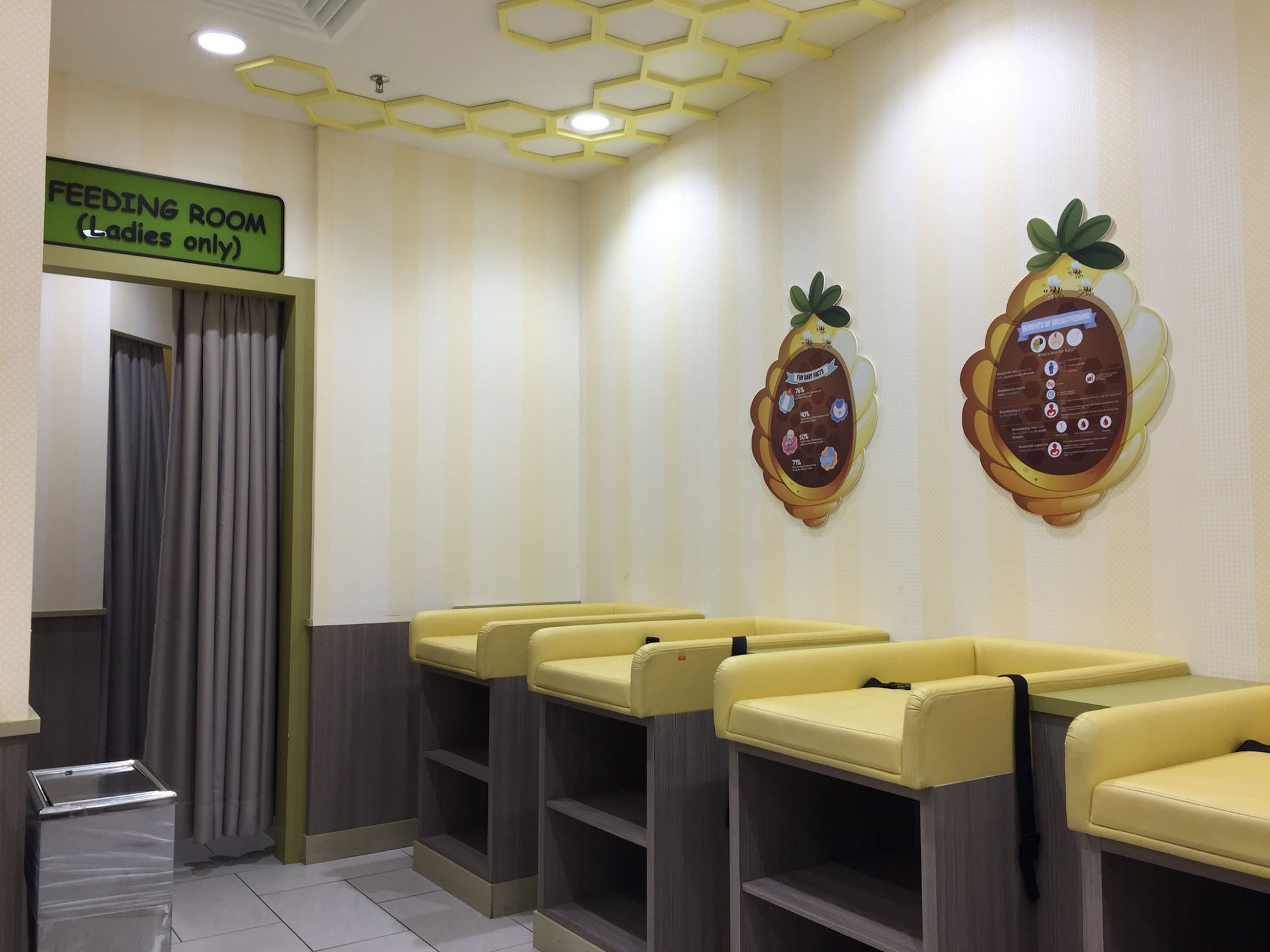 Aeon Mid Valley (Baby room) – Just Reviews Of Things - baby room mid valley