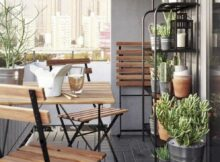 Affordable small apartment balcony decor ideas on a budget (10 ...