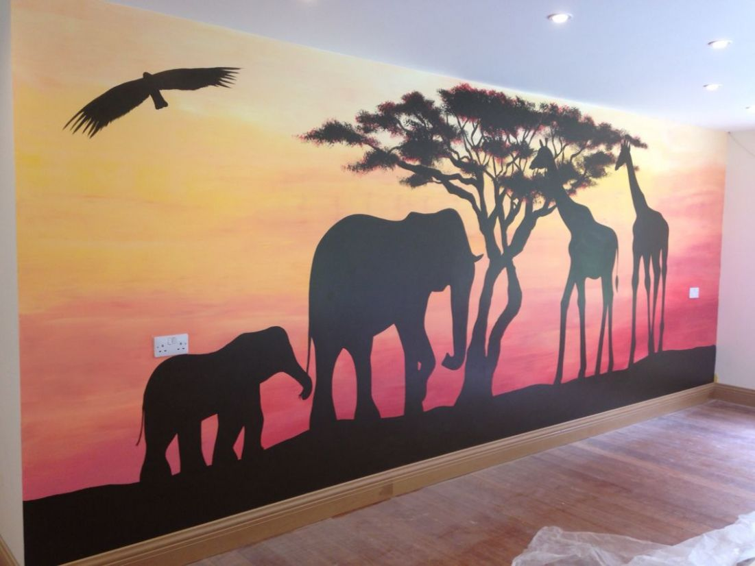 African Inspired Interior Design Ideas (With images) | Jungle ..
