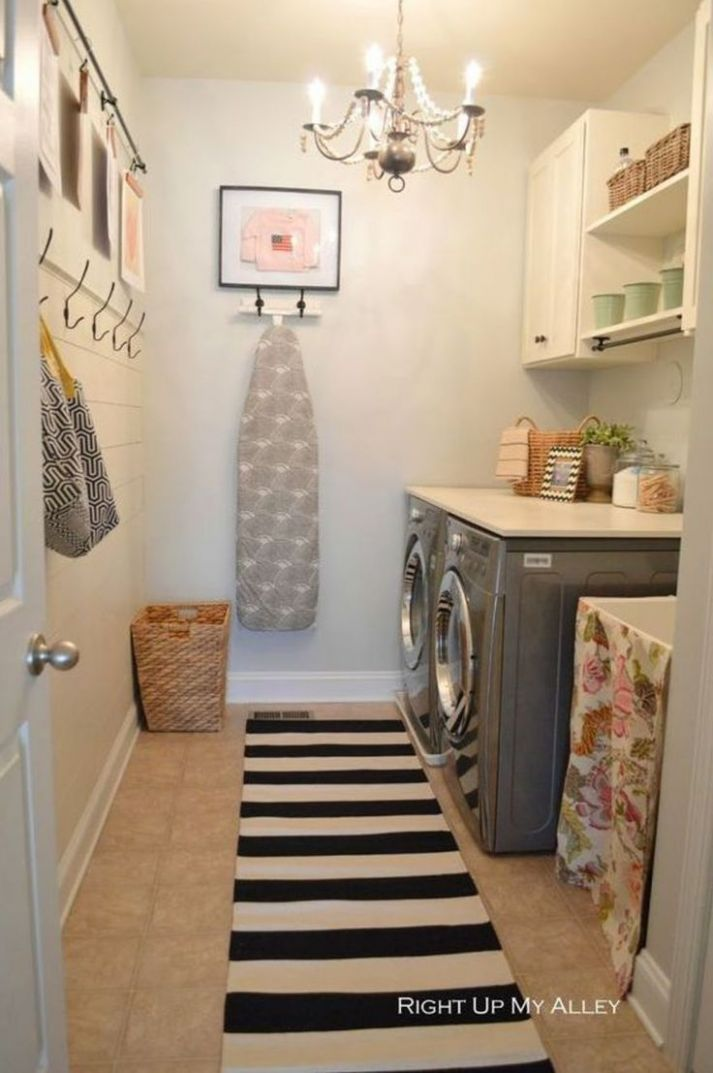 Alape Bucket Sink with Navy Trim in 9 | Laundry room design ..